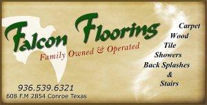 Falcon Flooring banner proof