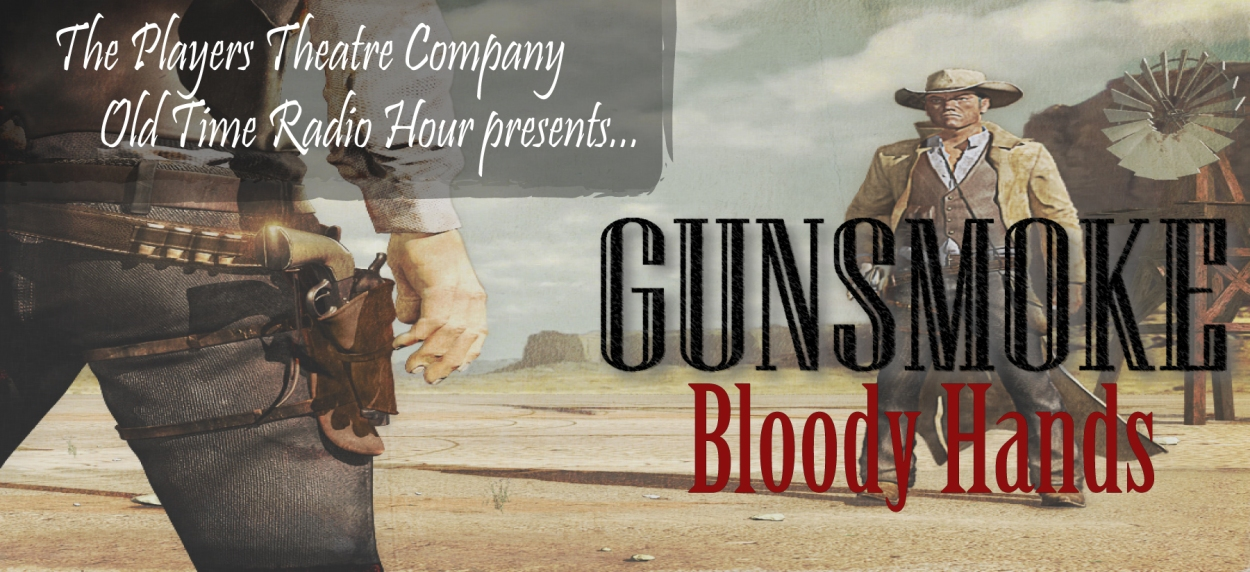 Gun Smoke Bloody Hands