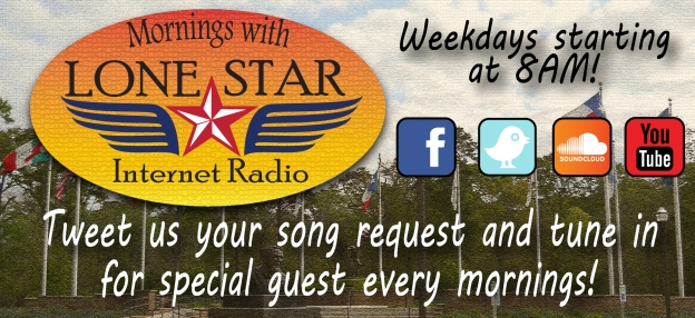 Mornings With Lone Star - Every Morning starting at 8AM!