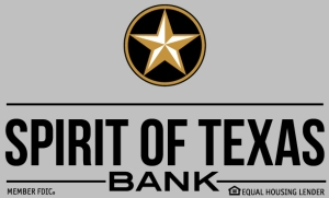 The Spirit of Texas Bank - Proud Sponsor of The Mark and Cindy Show!