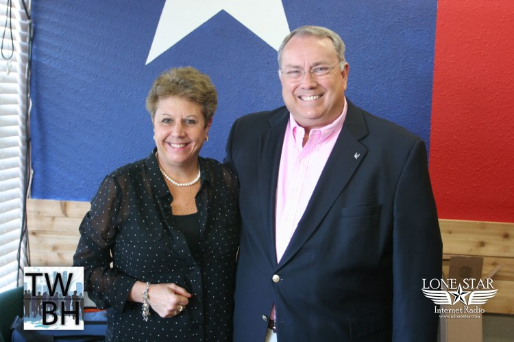 November 24th, 2014 - The Weekly Business Hour with Rick Schissler - Margie Taylor