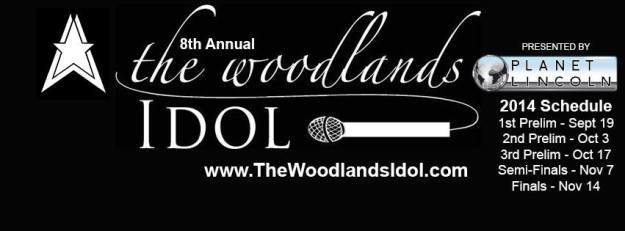 The Woodlands Idol 2014 Semi - Finals - The Woodlands Chamber