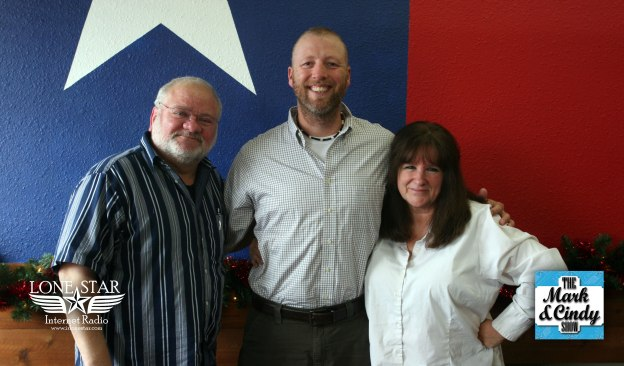 December 11th, 2014 - The Mark and Cindy Show - Jeff Philips of Conroe Church of Christ