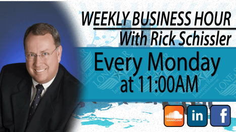 The Weekly Business Hour with Rick Schissler