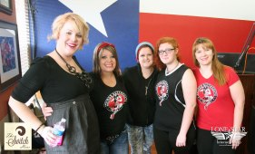 January 30th, 2015 - The Switch Hour - Conroe Cut-Throats Roller Derby