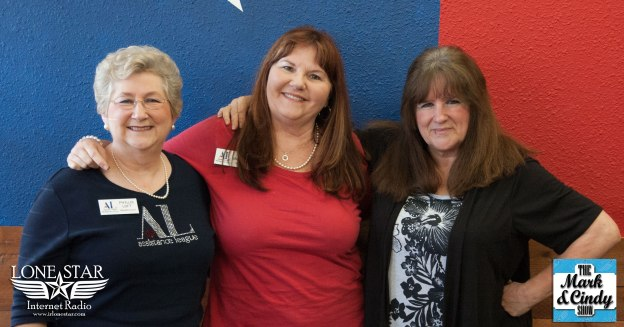 February 18th, 2015 - The Mark and Cindy Show - Assistance League of Montgomery County