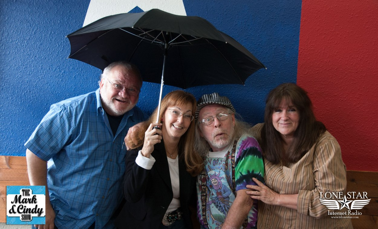 February 25th, 2015 - The Mark and Cindy Show - Singing in The Rain