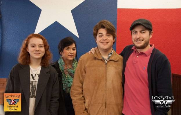 March 11th, 2015 - Mornings with Lone Star - Montgomery's Got Talent