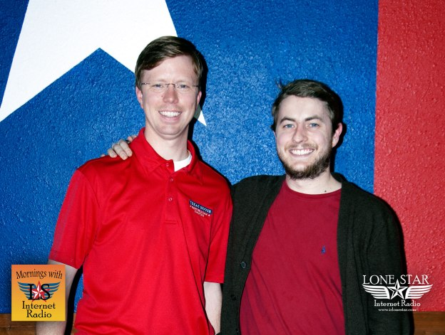 March 23rd, 2015 - Mornings with Lone Star - Will Metcalf, District 16 State Rep.