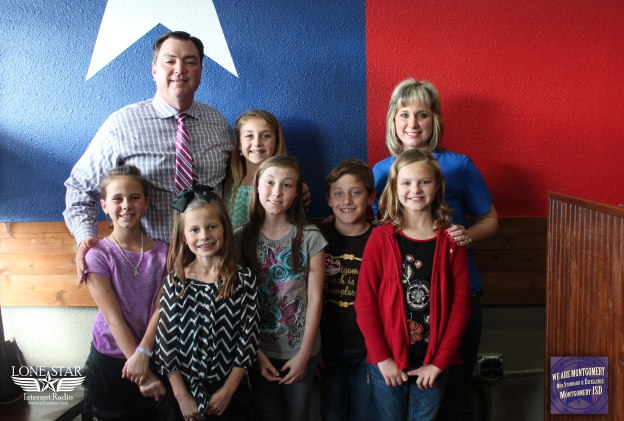 February 25th, 2015 - We Are Montgomery! - Madeley Ranch Elementary