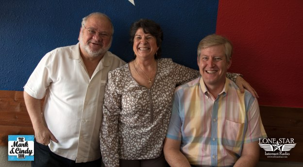 March 7th, 2015 - Mornings with Lone Star - Denton Florian with Sam Houston