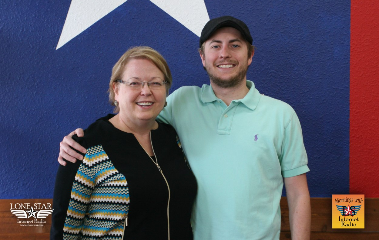 April 23rd, 2015 - Mornings with Lone Star - The Woodlands Bar Association with Patty Chapman