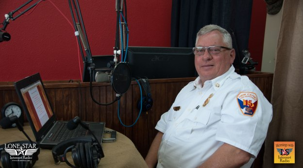 March 6th, 2015 - Mornings with Lone Star - Chief Taylor with New Caney Fire Department