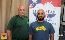 May 28th, 2015 - Mornings with Lone Star - Conroe Summer Track Team