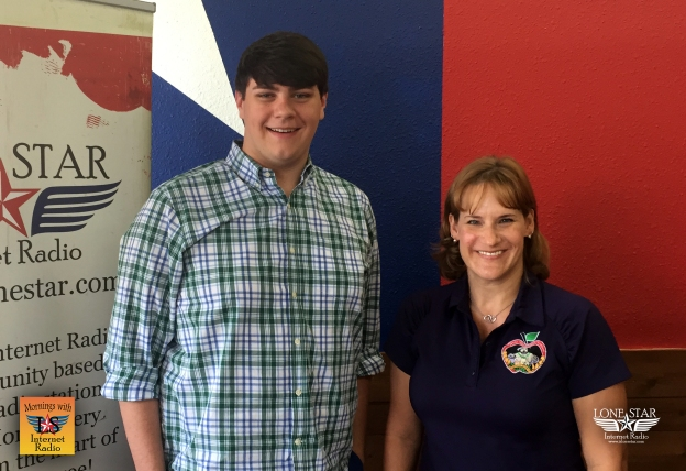 June 11th, 2015 - Mornings with Lone Star - The Texas Renaissance Festival Scholarship Winner