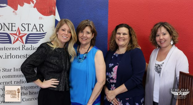 August 4th, 2015 - Chamber Chat with Conroe/Lake Conroe Chamber of Commerce