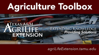 Texas A&M Agrilife Extension Services