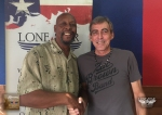 September 11th, 2015 - Afternoons with Lone Star - Art Stringer