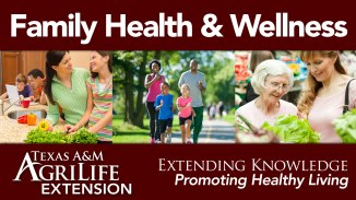 The Extension Hour - Family Health and Wellness