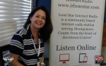 September 8th, 2015 - Mornings with Lone Star - Judi Foster with CASA of Montgomery