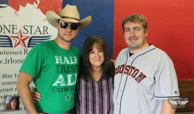September 16th, 2015 - The Cindy Cochran Show - Michael Player and Jarrod Sterrett