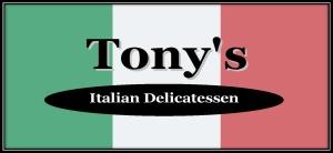 Tony's Logo