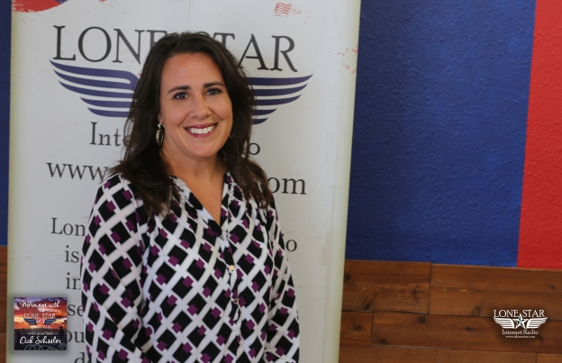 October 5th, 2015 - Mornings with Lone Star - Jeanne Toth