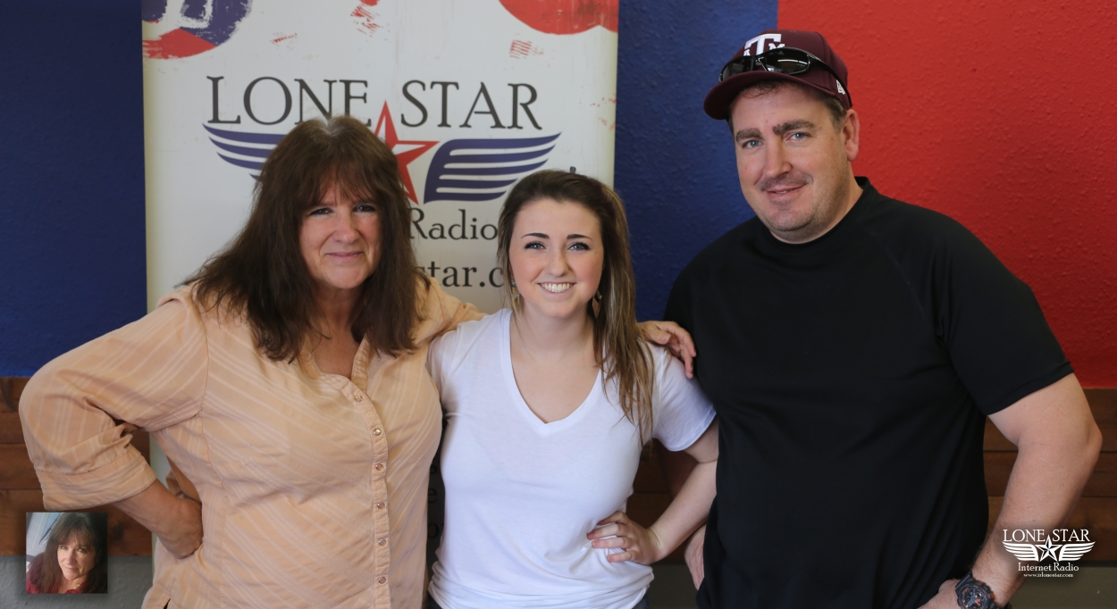 October 7th, 2015 - The Cindy Cochran Show - Madi Dean