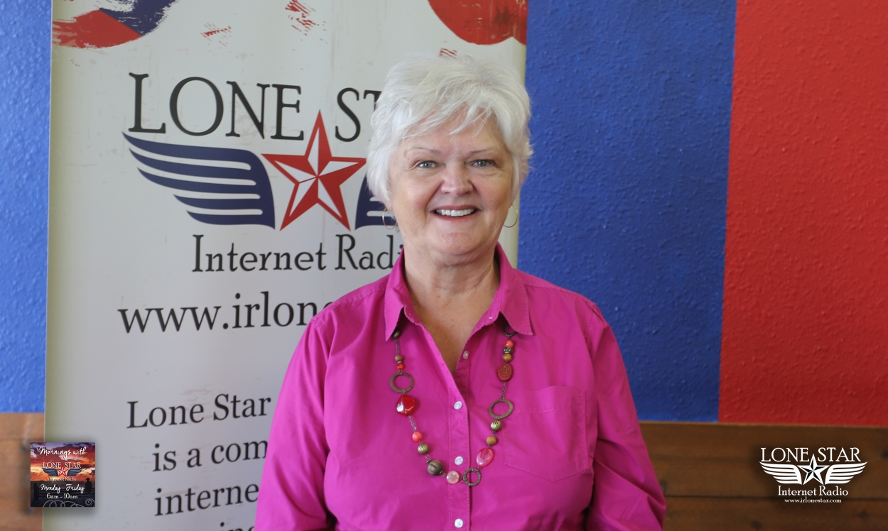 November 12th, 2015 - Mornings with Lone Star - Conroe Art League with Kerry Conkling
