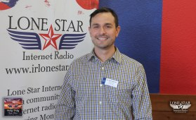 November 20th, 2015 - Mornings with Lone Star - Mark Marotto with Lone Star College Montgomery