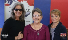 November 25th, 2015 - Mornings with Lone Star - Conroe Art League with Jewelry Trunk Show