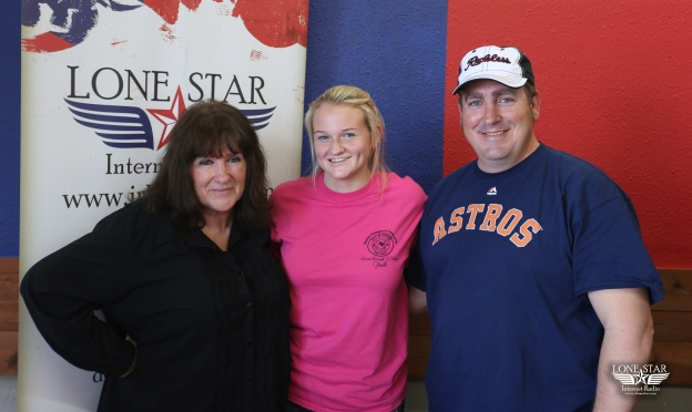 October 28th, 2015 - The Cindy Cochran Show - Kenna Danielle