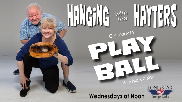 Hanging with The Hayters - Wednesdays at 12pm