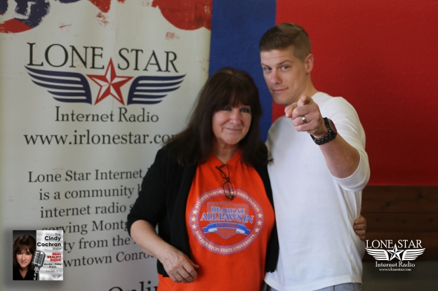 January 19th, 2016 - The Cindy Cochran Show - Cody Spence of All Star Catering