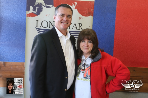 January 29th, 2016 - The Cindy Cochran Show - Duane Ham for City Council