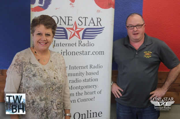 January 26th ,2016 - Mornings with Lone Star - Fish Tales in Conroe, Tx!