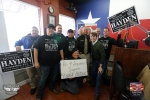 January 27th, 2016 - Mornings with Lone Star - Rowdy Hayden for Constable
