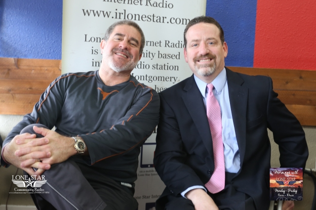 February 12th, 2016 - Mornings with Lone Star - Phil Grant For Judge 9th District Court