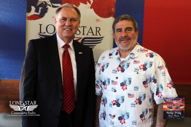 February 16th, 2016 - Mornigs with Lone Star - Montgomery County Attorney DJ Lambright