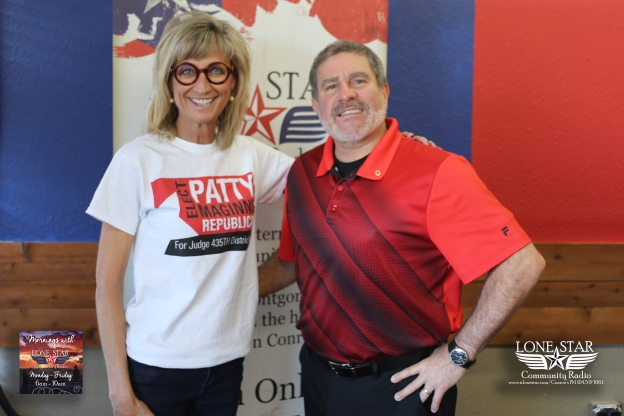 February 18th, 2016 - Mornings with Lone Star - Patty Maginnis For Judge 435th