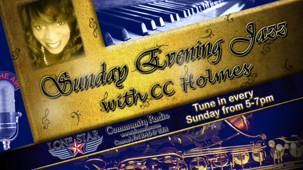 Sunday Evening Jazz with CC Holmes