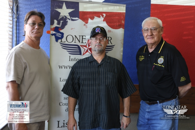 March 5th, 2016 - Veterans Air - American Legion and Local Conroe Post 411