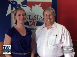 May 9th, 2016 - The Weekly Business Hour with Rick Schissler - Cherie Clark-Moore