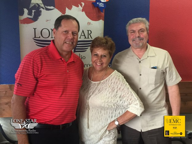 July 18th, 2016 - EMC News with Margie Taylor